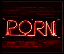 Porn Neon Sign